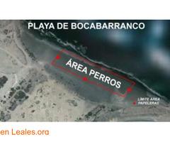Playa de Bocabarranco - Gran Canaria