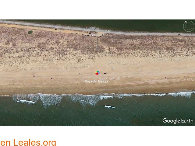Playa de El Espigón - Huelva - 1/3