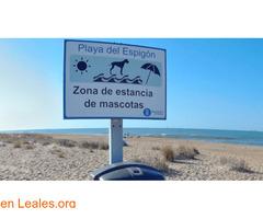Playa de El Espigón - Huelva