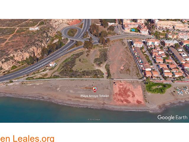Playa Arroyo Totalán - Málaga - 1/2
