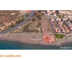 Playa Arroyo Totalán - Málaga