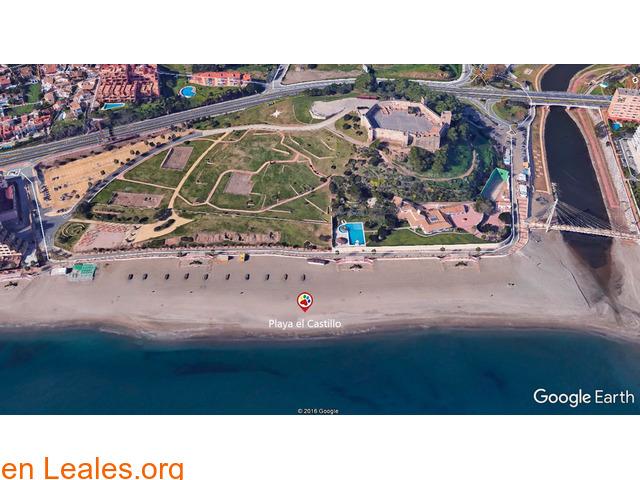 Playa del Castillo - Málaga - 1/2