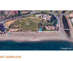 Playa del Castillo - Málaga