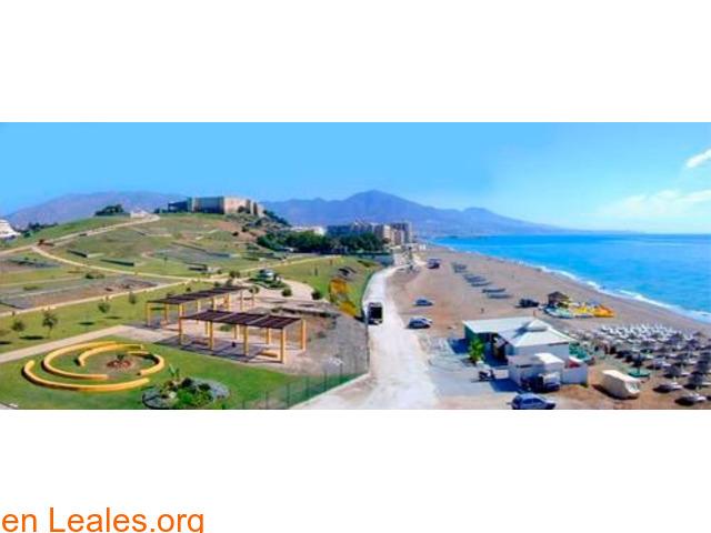 Playa del Castillo - Málaga - 2/2