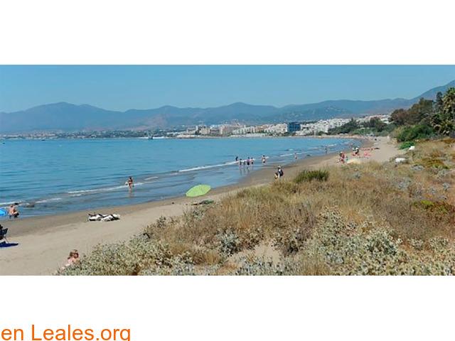 Playa del Pinillo - Málaga