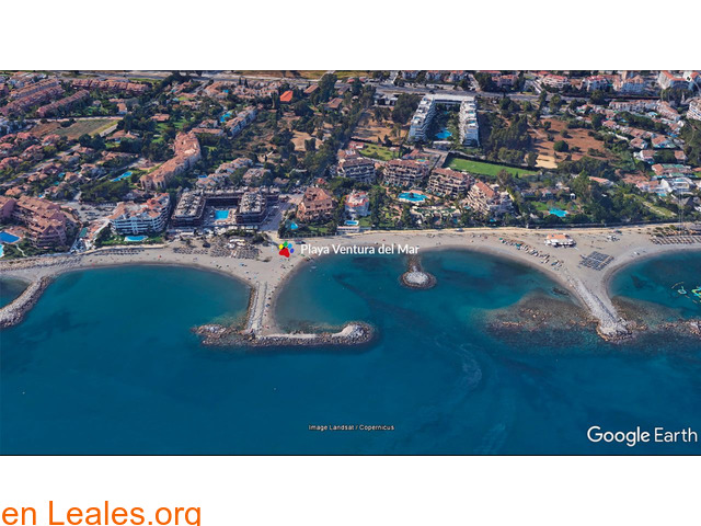 Playa Ventura del Mar - Málaga - 2/2