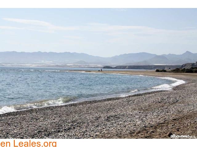 Playa Sierra de Las Moreras - Murcia - 1/2