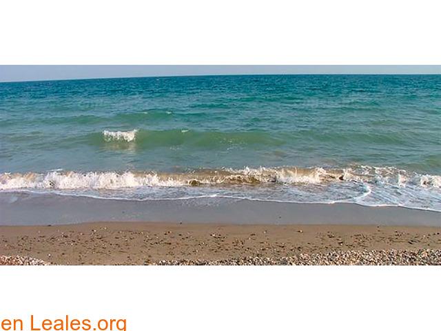 Playa de Las Cobaticas - Murcia - 2/7