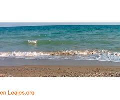 Playa de Las Cobaticas - Murcia