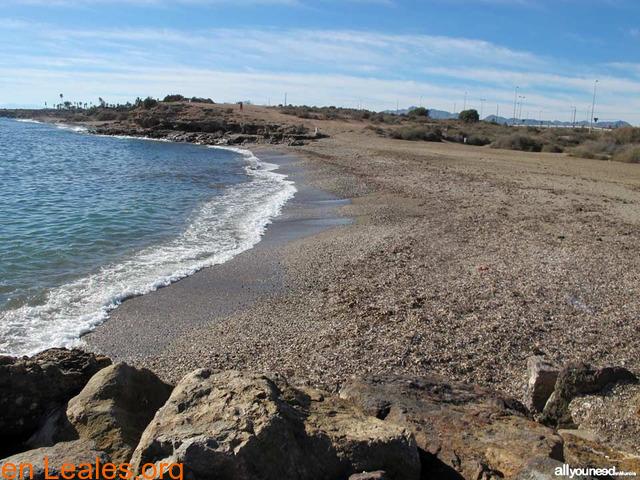 Playa La Cañada del Negro - Murcia - 1/6