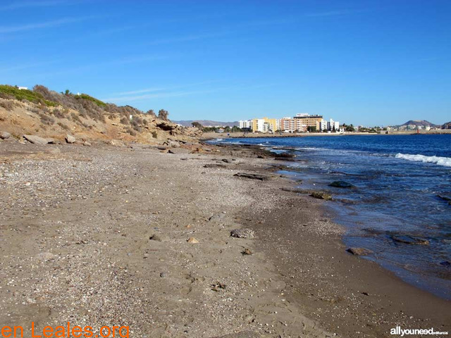 Playa La Cañada del Negro - Murcia - 2/6