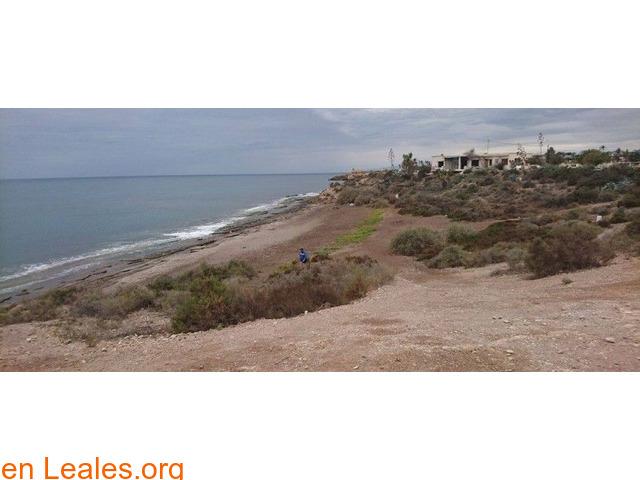 Playa La Cañada del Negro - Murcia - 3/6