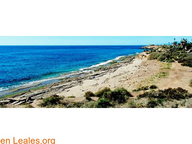 Playa La Cañada del Negro - Murcia - 4/6
