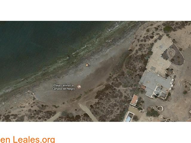 Playa La Cañada del Negro - Murcia - 5/6
