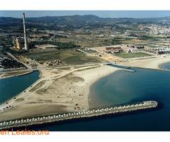 Playa Les Salines - Barcelona