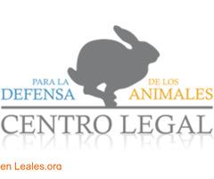 Centro legal para la defensa de animales