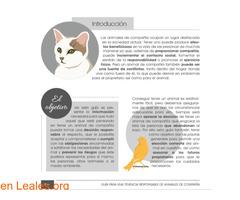 Guía de tenencia responsable de animales - Imagen 3