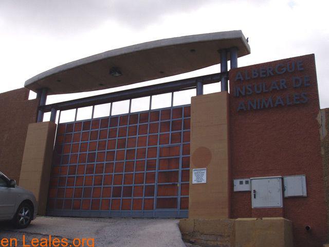 Puertas cerradas Albergue Bañaderos